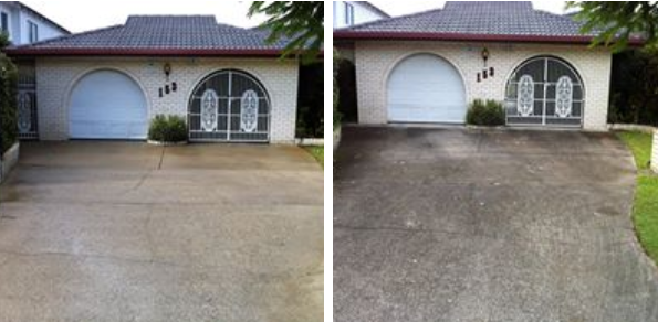 Driveway Cleaning Gold Coast